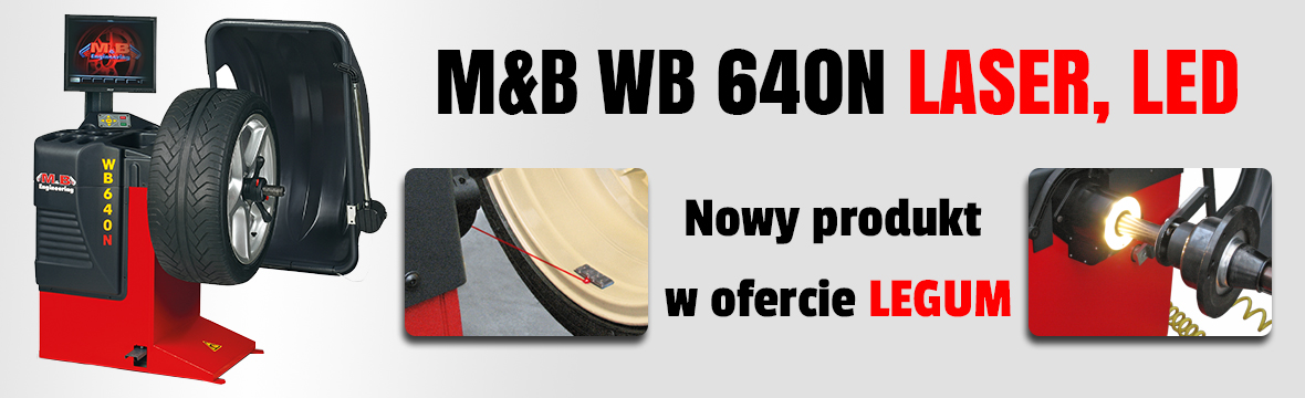 MB WB 640 LASER LED SLIDER